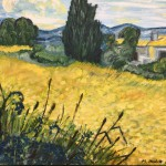 Van Gogh - olejomalba
