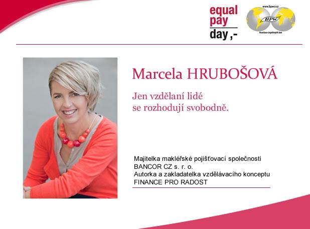 EPD Marcela Hrubosova