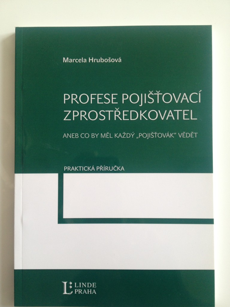 kniha profese